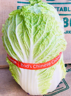 Cabbage, Chinese (whole)