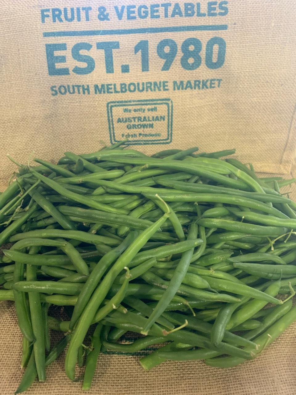 Beans-1kg for $3.99   MACHINE PICKED