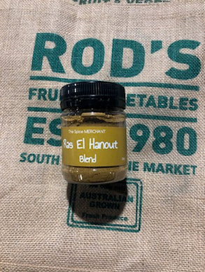 Ras al Hanoot 100g The spice merchant