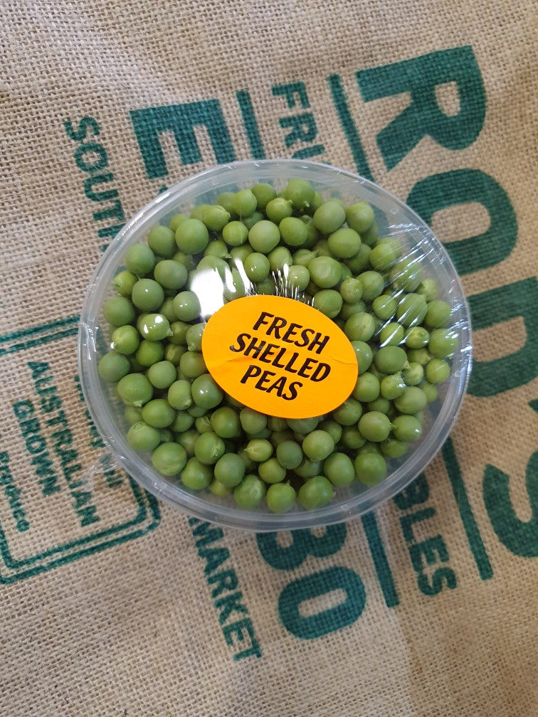 Shelled Peas