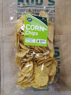 Corn Chips Health Magic 500g