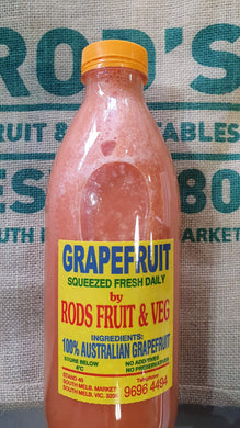 Juice- Ruby Grapefruit 1L