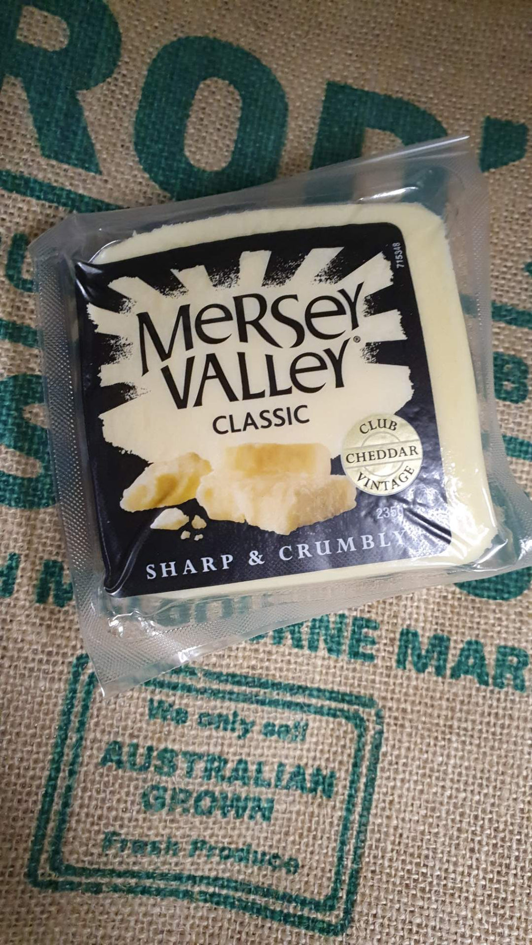 Cheddar- Mersey Valley Classic