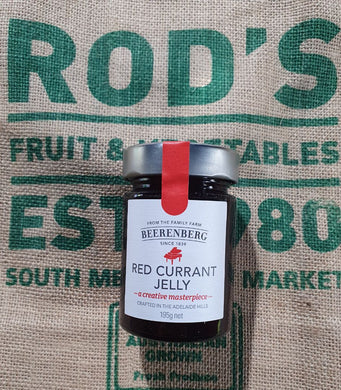 Beerenberg Red Current Jelly 195g