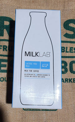 Lactose  free Milk Lab 1litre milk