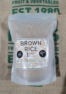 Brown Rice 1kg Pack