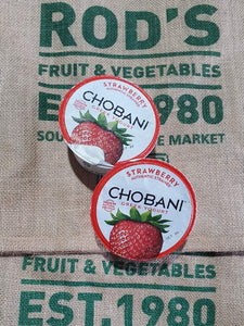 Chobani Yoghurt STRAWBERRY 170g