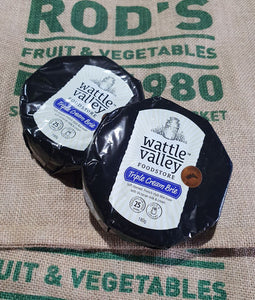 Wattle Valley Triple Cream Brie  180g