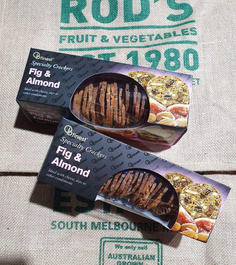 Fig & Almond Speciality Crackers