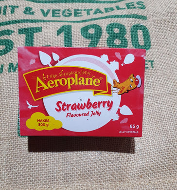 Aeroplane jelly strawberry 85g