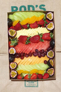 Rod's Cut Fruit Box- XL