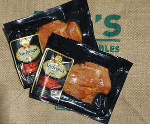 Chicken Breast Smoked - Andrews Choice Top Quality