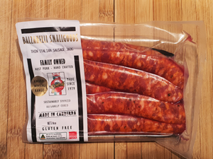 Sausages - Italian thin HOT  360g Great Quality