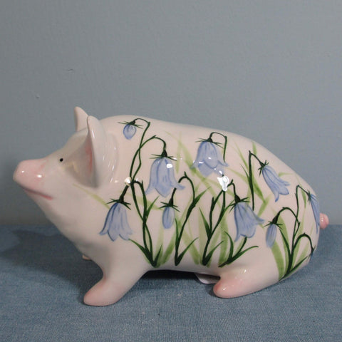 Scottish Bluebell Small Pig