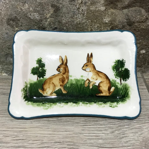 Rabbit Tiny Tray