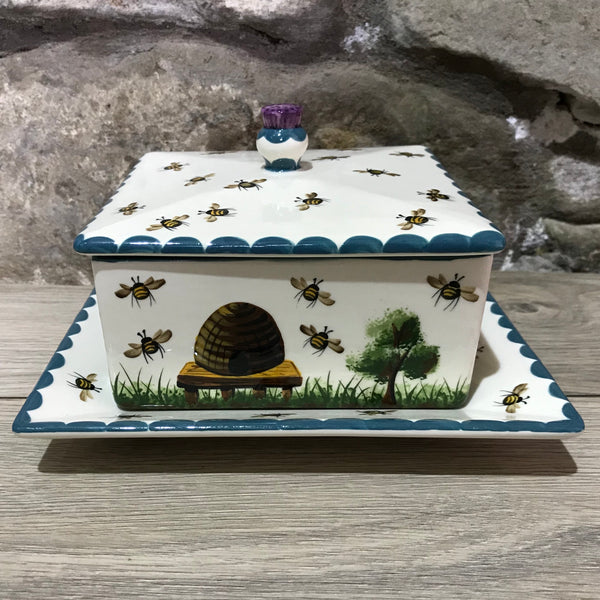 Beehive Honey Dish