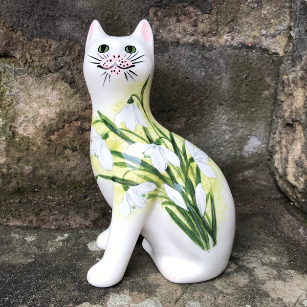 Snowdrop Small Cat