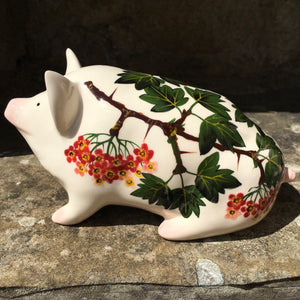 Hawthorn Small Pig
