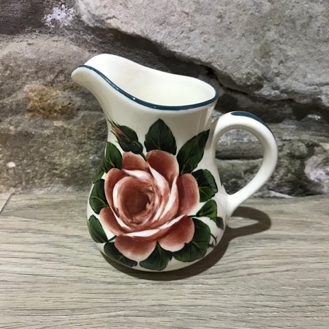 Cabbage Rose Small Jug