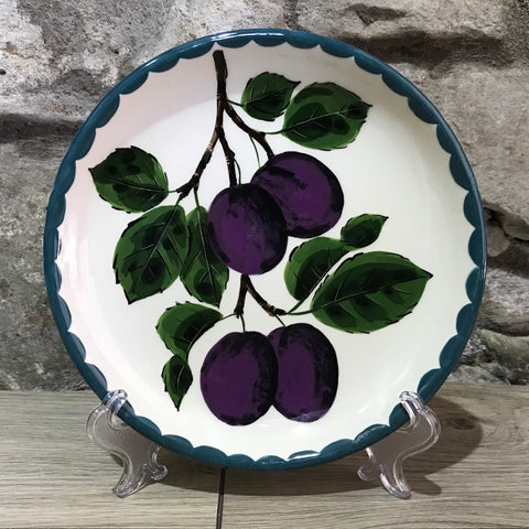 Plum Small Plate