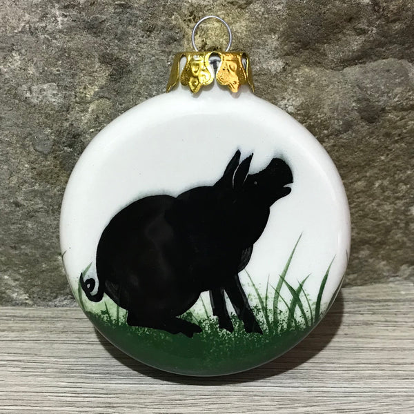 Year of the Pig Bauble