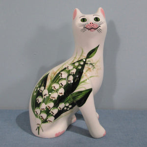 Lily of the Valley Small Cat