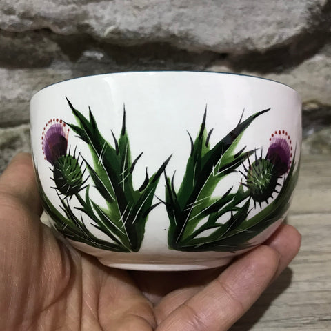 Thistle Tiny Bowl