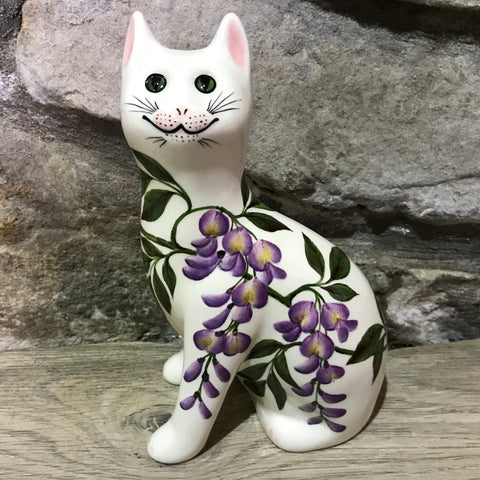Wisteria Small Cat