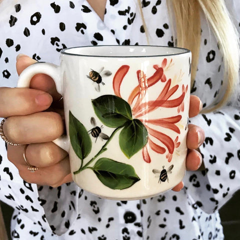 Honeysuckle Small Mug