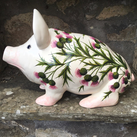 Thistle Large Pig