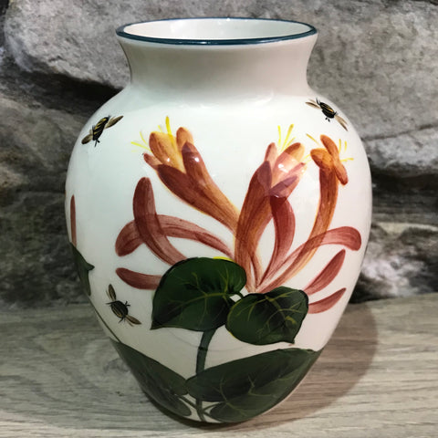 Honeysuckle Esther Vase