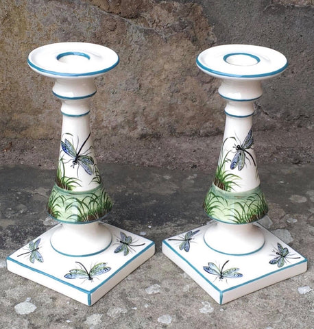 Dragonfly Candlestick Pair