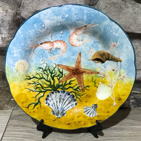 Sea Bed Gordon Plate