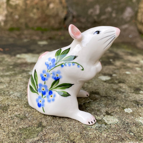 Forget Me Not Mouse