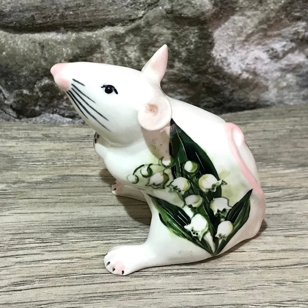Lily of the Valley Mouse