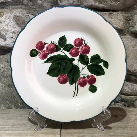 Raspberry Gordon Plate