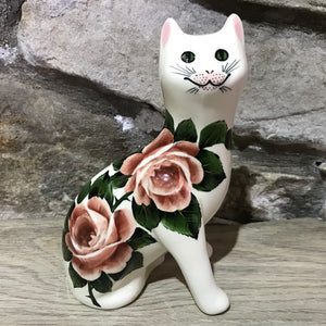 Cabbage Rose Small Cat