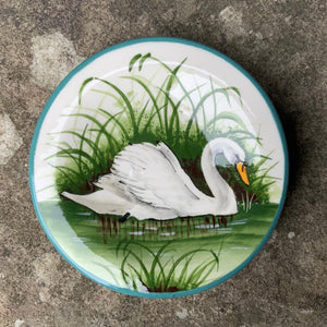 Swan Tiny Plate