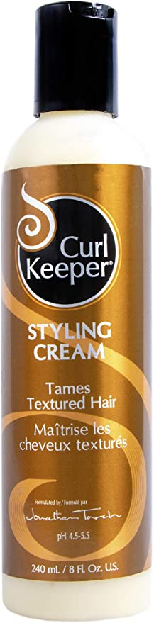 Curly Hair Solutions Curl Keeper Styling Cream