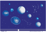 Planets Polarized Variable Vectograph