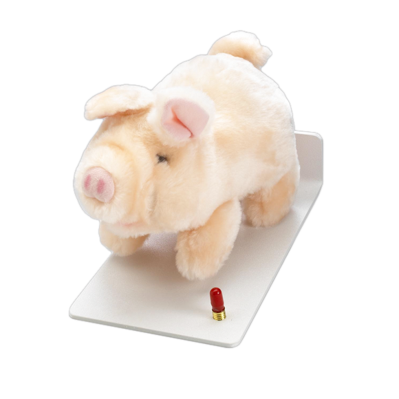 Piglet - Distance Fixation Animal - Remote Control