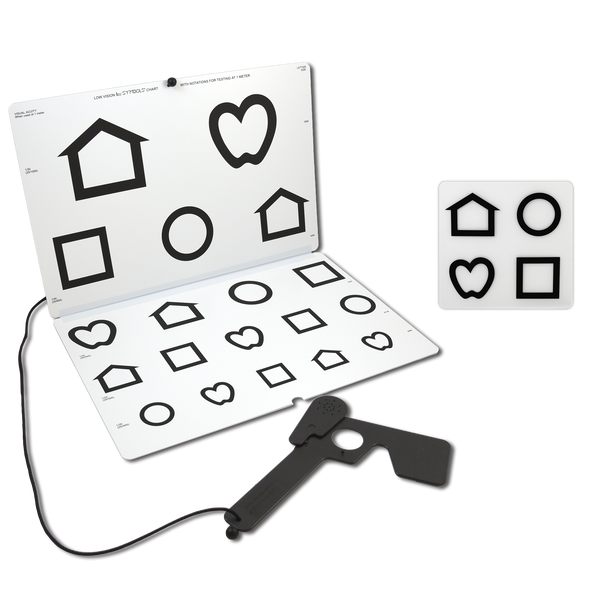 LEA SYMBOLS<sup>®</sup> Chart for Vision Rehabilitation
