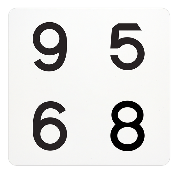 LEA NUMBERS<sup>®</sup> Response Panel