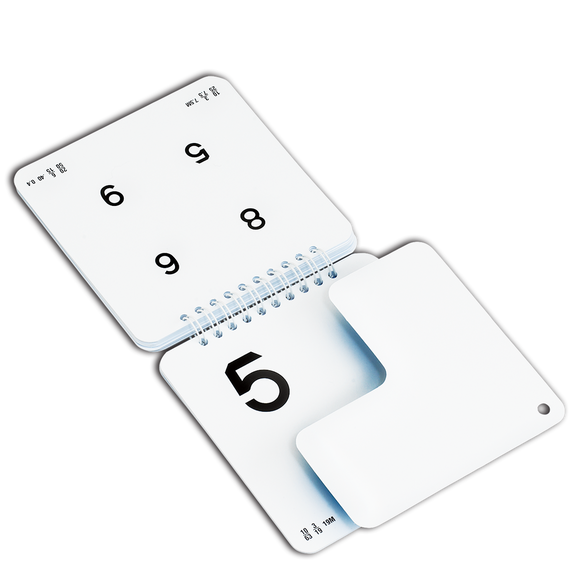 LEA NUMBERS<sup>®</sup> Single Number Book
