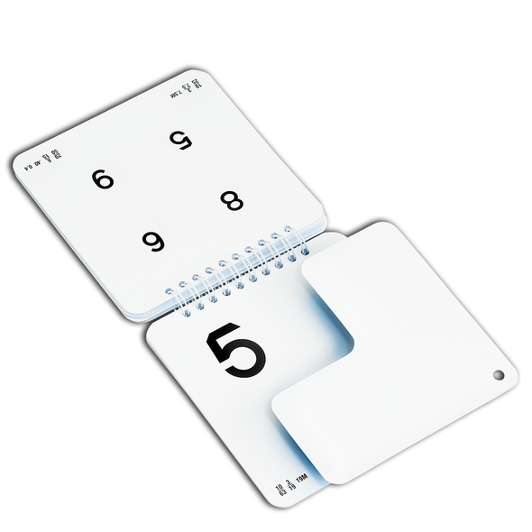 LEA NUMBERS® Single Number Book