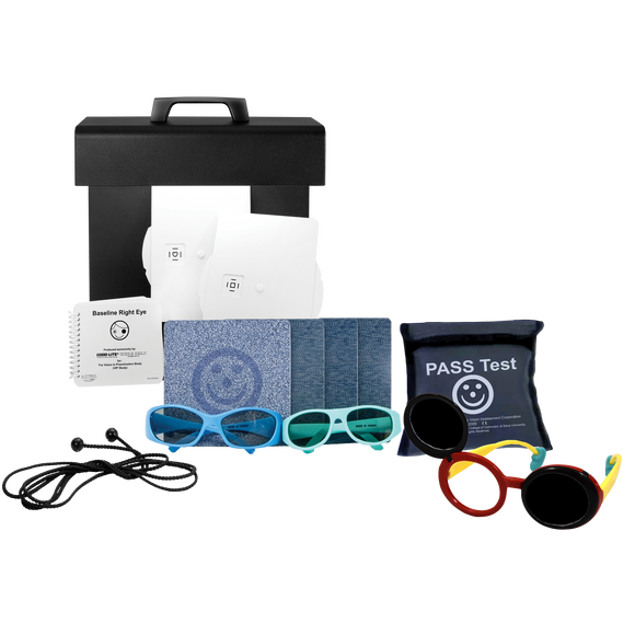 VIP Complete Kit with Stereo Smile Test II