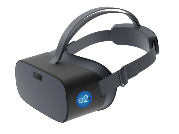 NuEyes e2+ Low Vision VR Headset