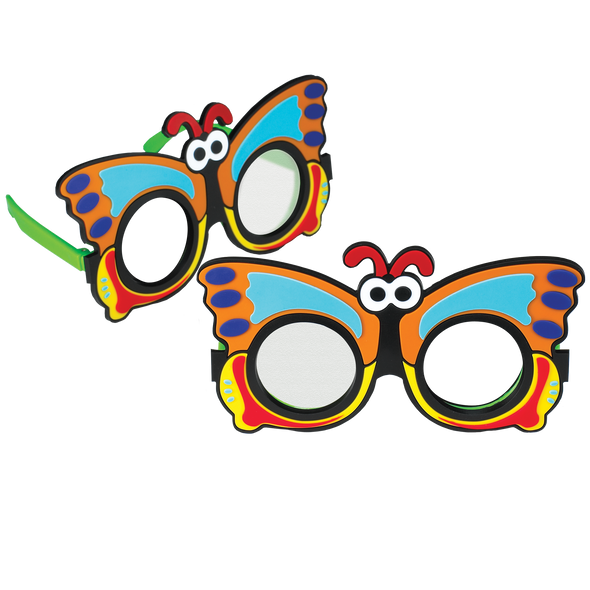 Butterfly Occluding Glasses