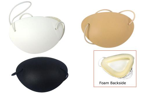 Children's Plastic Eye Patch with Foam Edge