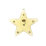 Flashing Fixation Star
